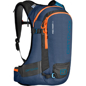 """Ortovox Free Rider 24 Backpack Night Blue"""
